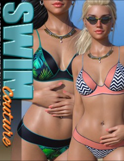 SWIM Couture for Modesty Lingerie G8F