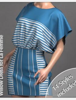 Willow Dress for La Femme