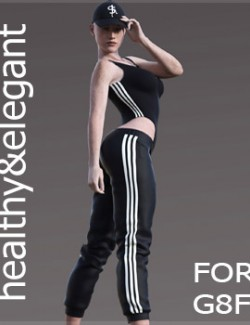 healthy&elegant dforce clothing for G8F