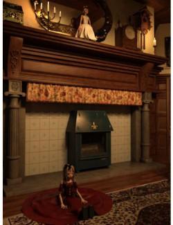 FG Gothic Sitting Room