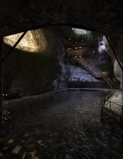 PW Abandoned Mine Station