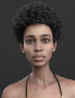 Berenice HD for Genesis 8 Female