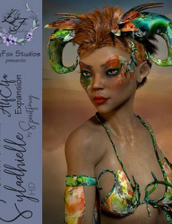 LFS Syladhielle AlfElfa Expansion for Genesis 8 Female