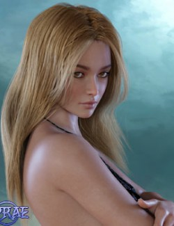 Prae-Mia Hair For G8 Daz