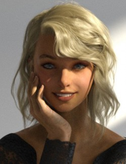 Rebecca and Expression for Genesis 8 Female
