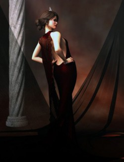 IGD Vintage Vogue Poses for Genesis 8 Female