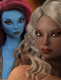 Dusti for Genesis 8 and Honni 8