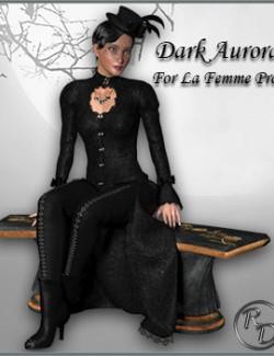 Dark Aurora for La Femme
