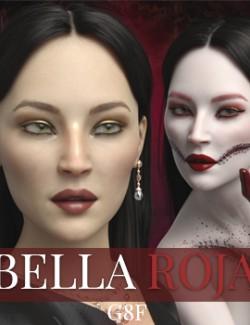 Bella Roja for Genesis 8 Female