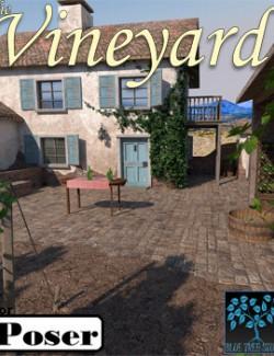 The Vineyard for Poser