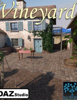 The Vineyard for Daz Studio