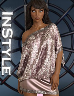 InStyle- dForce- Dolman Dress for G8F