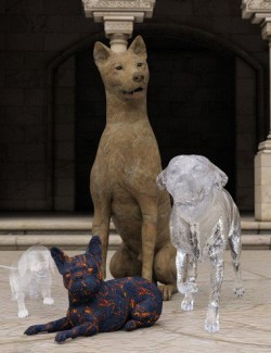 Elemental Companions for Dog 8