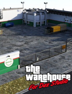 The Warehouse for DS Iray