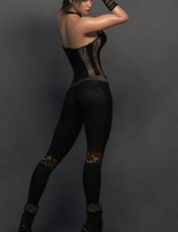 Rebel Her 02 for La Femme