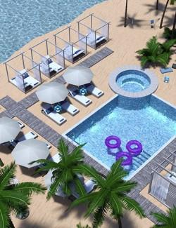 Island Beach Resort - Swimming Pool Area