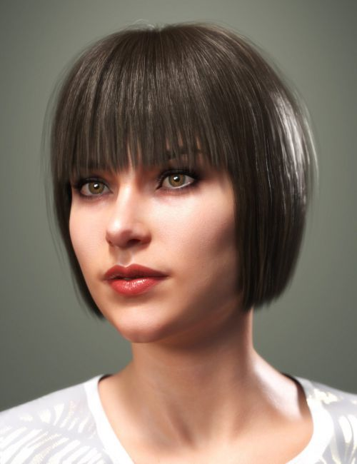 SP Hair 013 for Genesis 3 and 8 Female(s)