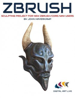 ZBrush Sculpting Project for ZBrush, ZBrush Core and ZBrush Mini