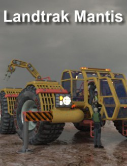 Landtrak Mantis Heavy Lift