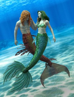 SY Merfolk for Genesis 8