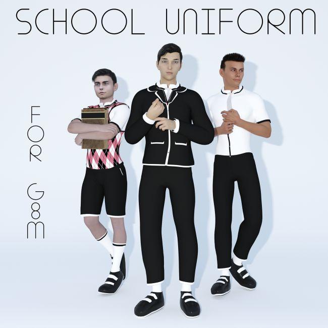 School Uniform For G8M