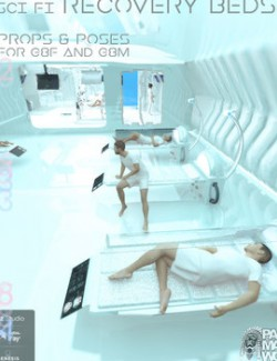 Sci Fi Recovery Bed for DS