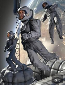 Orbital Suit for Genesis 8 Females