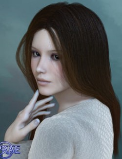 Prae-Mia Hair For Poser