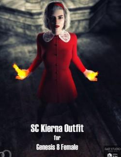 SC Kierna Outfit for Genesis 8 Female