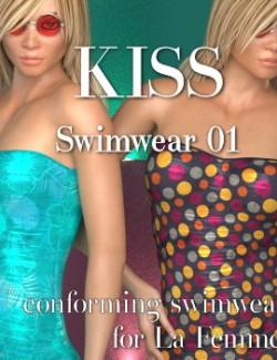 KISS_Swimwear 01_La Femme