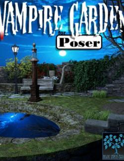 Vampire Garden for Poser