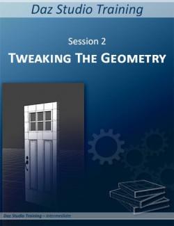 Daz Studio Training Intermediate 02 - Tweaking the Geometry