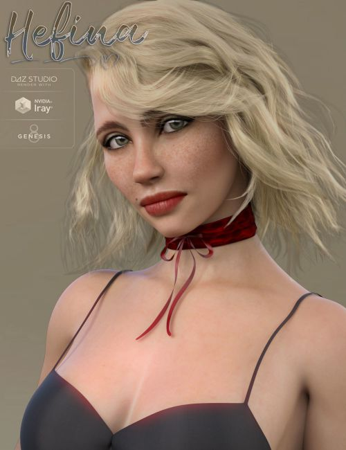 TDT-Hefina for Genesis 8 Female
