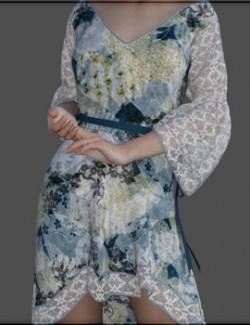 Faxhion - Florencia Dress