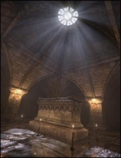 Crypta Sepultus Iray Addon