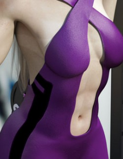 Move It - Sportswear for Genesis 8 Female