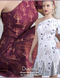 Diverse for Felicity Ann Dress