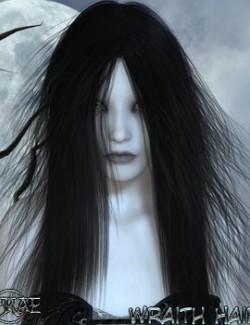 Prae-Wraith Hair For Poser