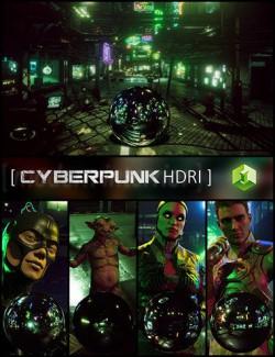Cyberpunk HDRI