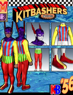 Kitbashers 056 MMG3M