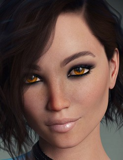 Everly for Genesis 8 Female