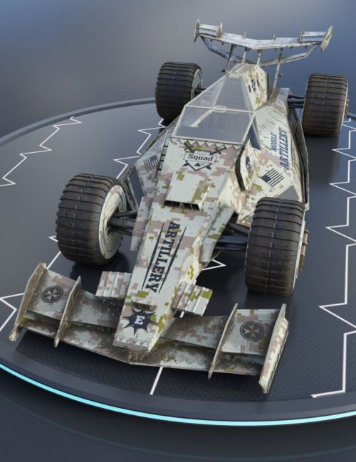 Electron Stealth Car : Inception