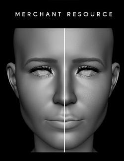 Porefectionist HD Skin Details for Genesis 8 Females