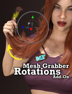 Mesh Grabber Rotations Add-On (Mac)