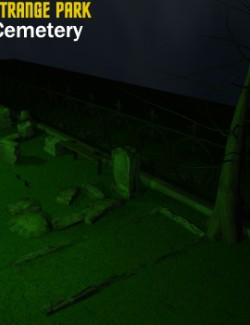 Strange Park - Cemetery