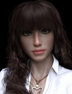 Gimena HD for Genesis 8 Female