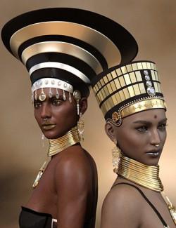 Egyptian - Or Not for Genesis 8 Female
