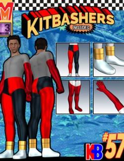 Kitbashers 057 MMG3M