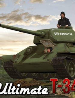 Ultimate T-34-Hull Exterior