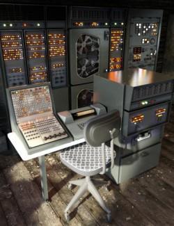 Vintage Server Props
